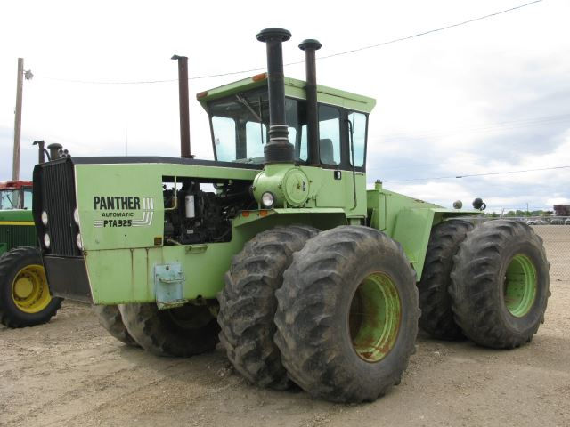 Lot # : 14 - Steiger Panther PTA325 Articulating Farm Tractor