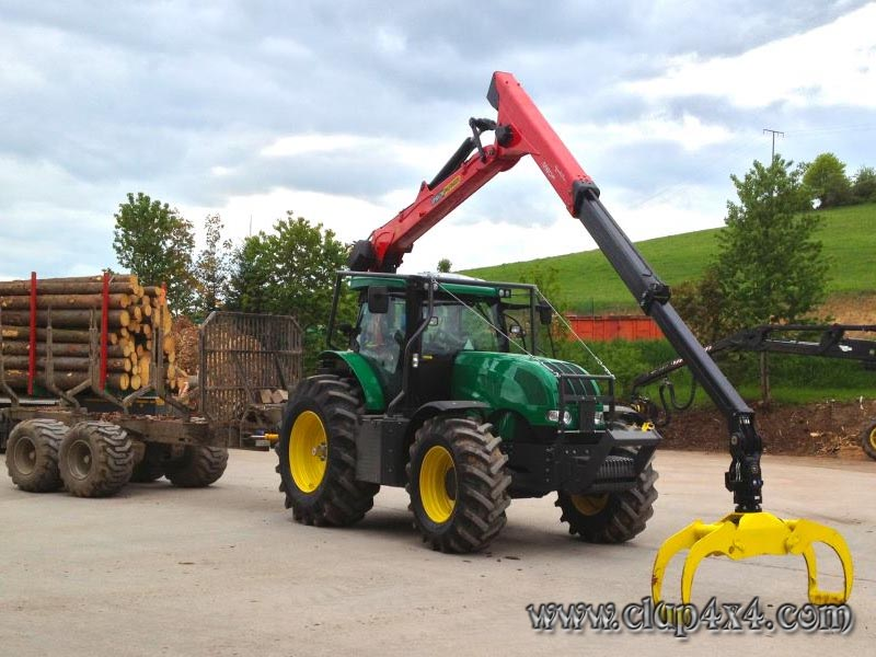 steyr farm tractors