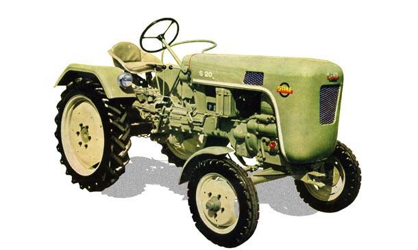 stihl farm tractors