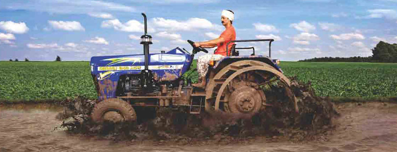 swaraj farm tractors