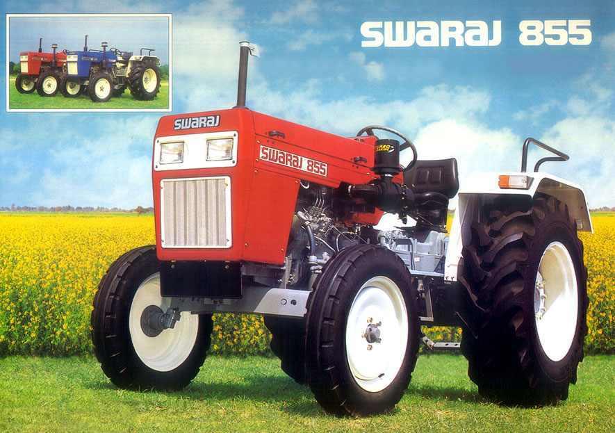 SWARAJ – Swaraj Mazda and Punjab Tractors Limited – India's ...