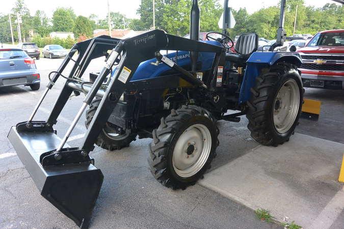 terraplane farm tractors
