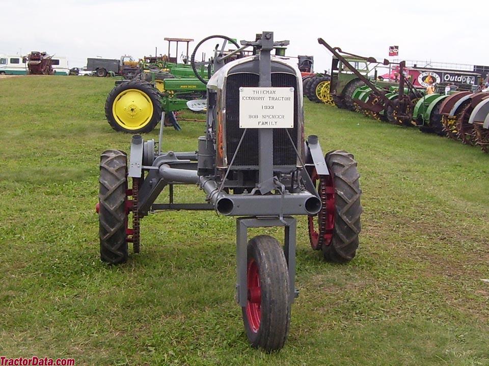 thieman harvester farm tractors