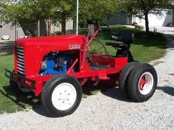 toro farm tractors