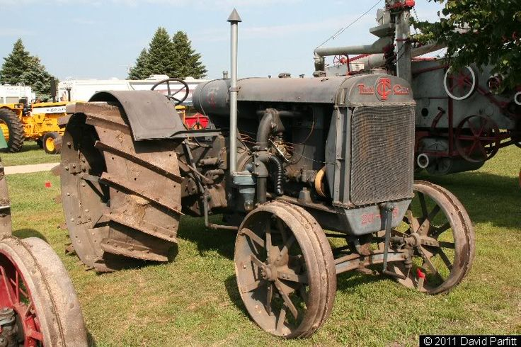 ... about Tractor hunt on Pinterest | John deere, Old tractors and Engine