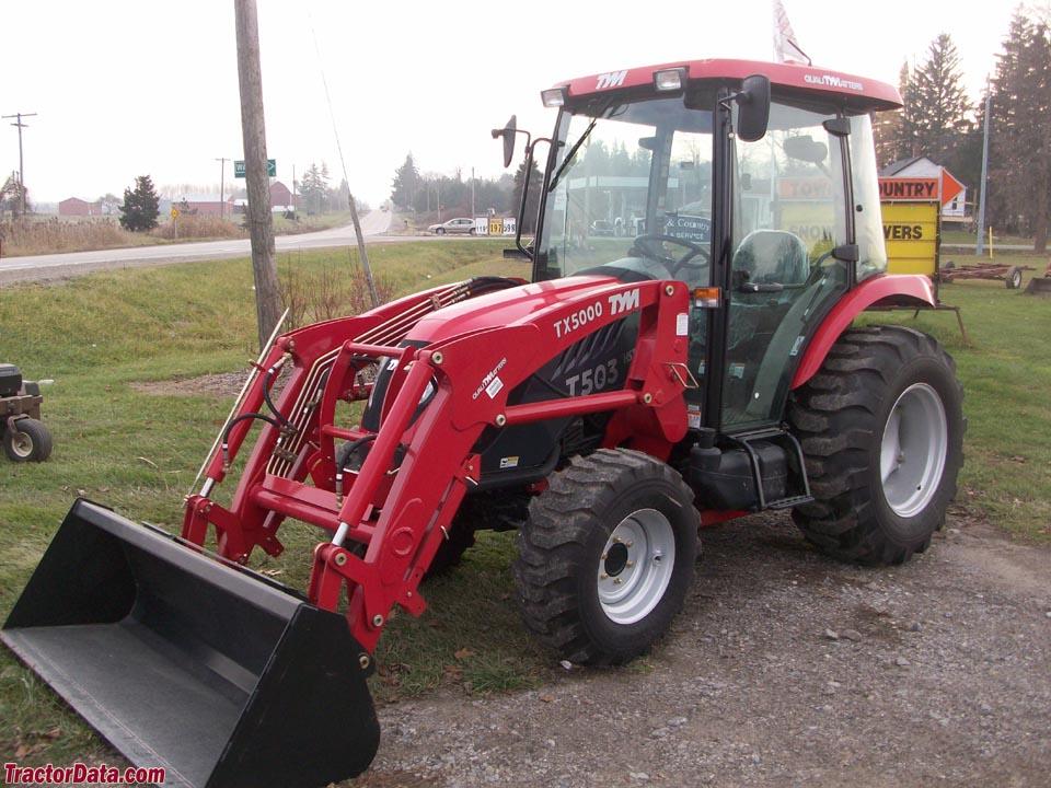 tym farm tractors