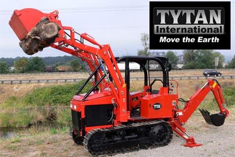 tytan farm tractors