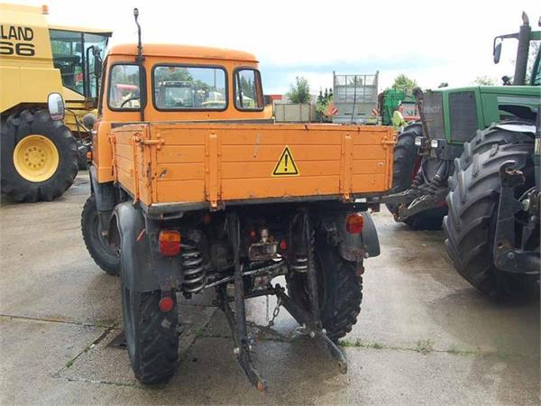 unimog farm tractors