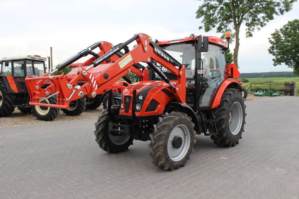 ursus farm tractors