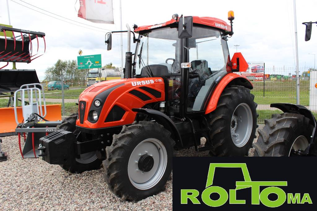 Used Ursus C-380 tractors Year: 2016 Price: $30,936 for sale - Mascus ...