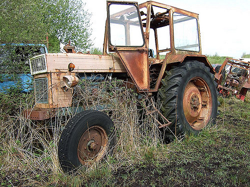rare UTB Universal Tractor | Flickr - Photo Sharing!