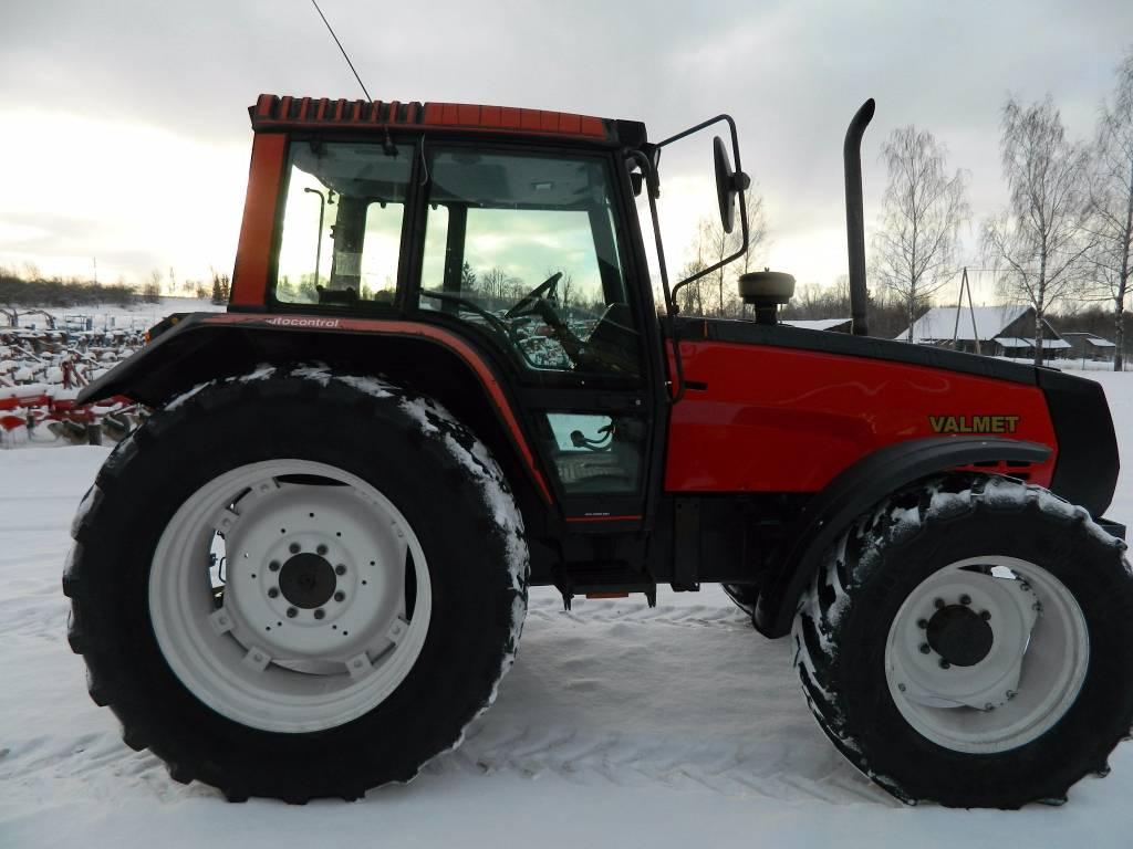 valmet farm tractors