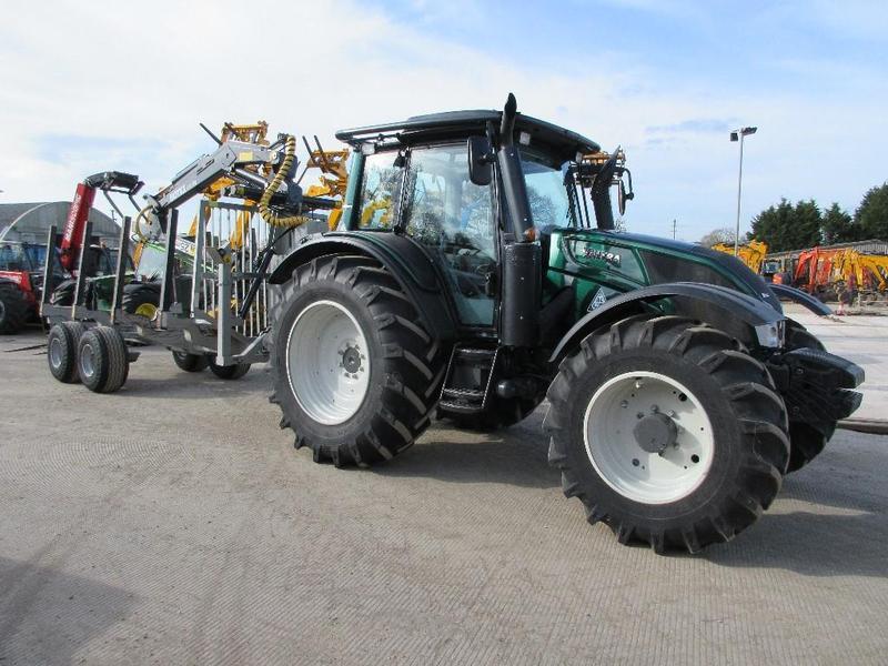 2014 VALTRA N123 TRACTOR Tractors in Shaftsbury | Auto Trader Farm