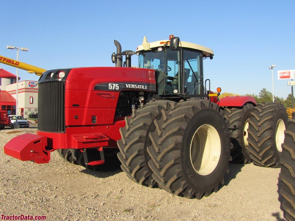 versatile farm tractors