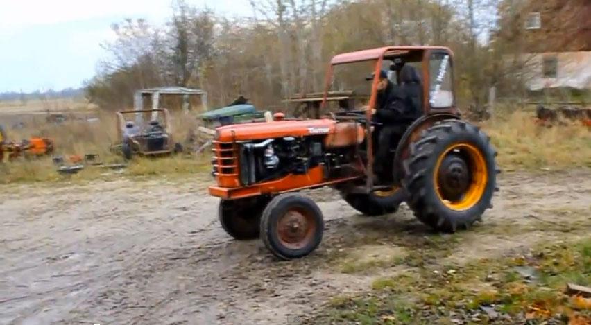 volvo farm tractors