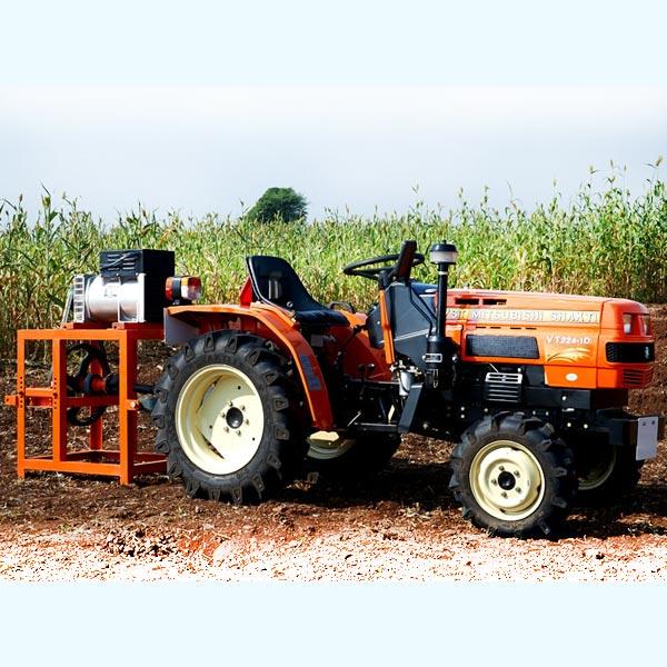 vst farm tractors