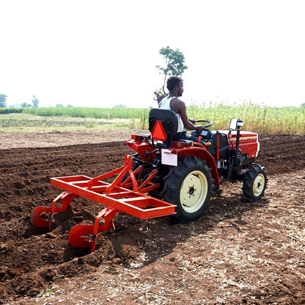 VST Tractor Mitsubishi Shakti MT 180D - agroman