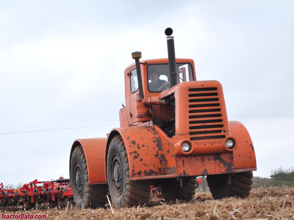 wagner farm tractors