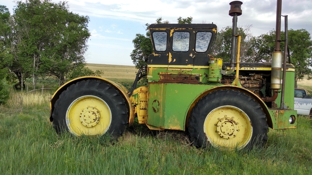 14 Wagner tractor - Nex-Tech Classifieds