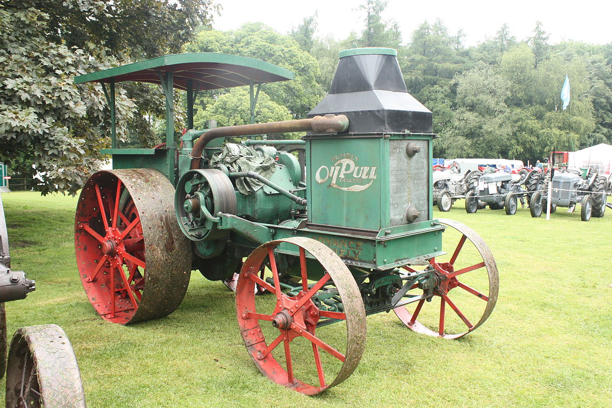 advance rumely tractor