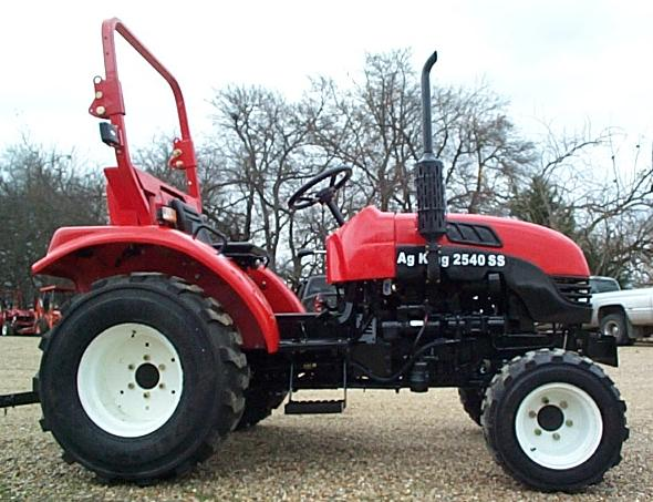 ag king tractor