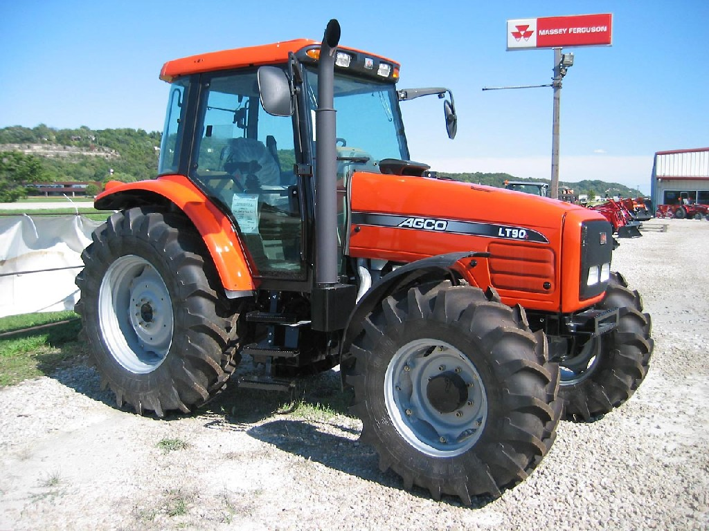 AGCO - Tractor & Construction Plant Wiki - The classic ...