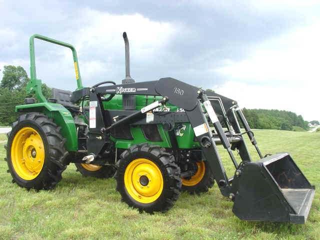 agracat tractor