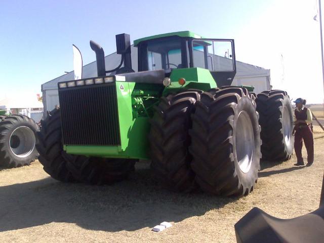 Agrico tractor | Built in Lichtenburg - South Africa ...