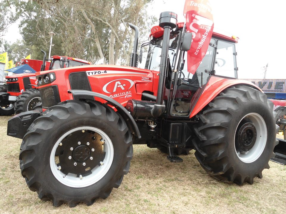agrinar t tractor