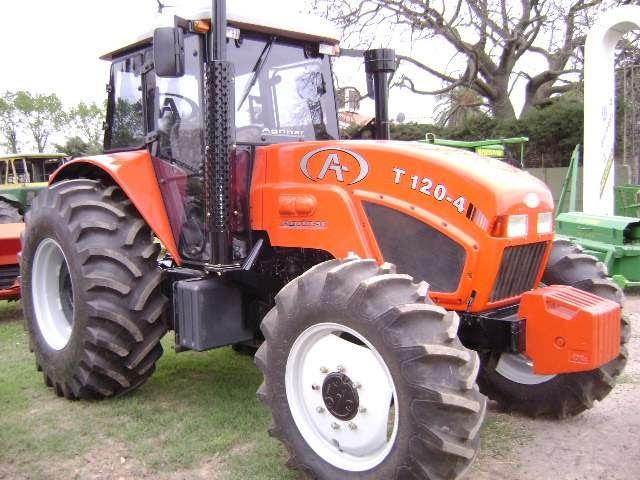 AGROTUC: TRACTOR AGRINAR T 120-4