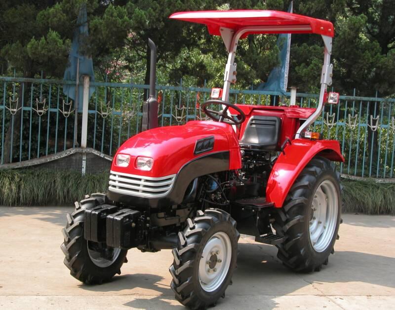 AgTrac Tractors