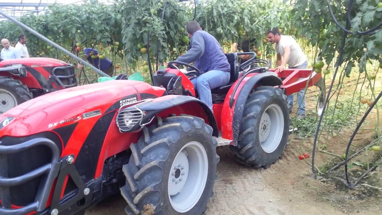 antonio carraro tractor