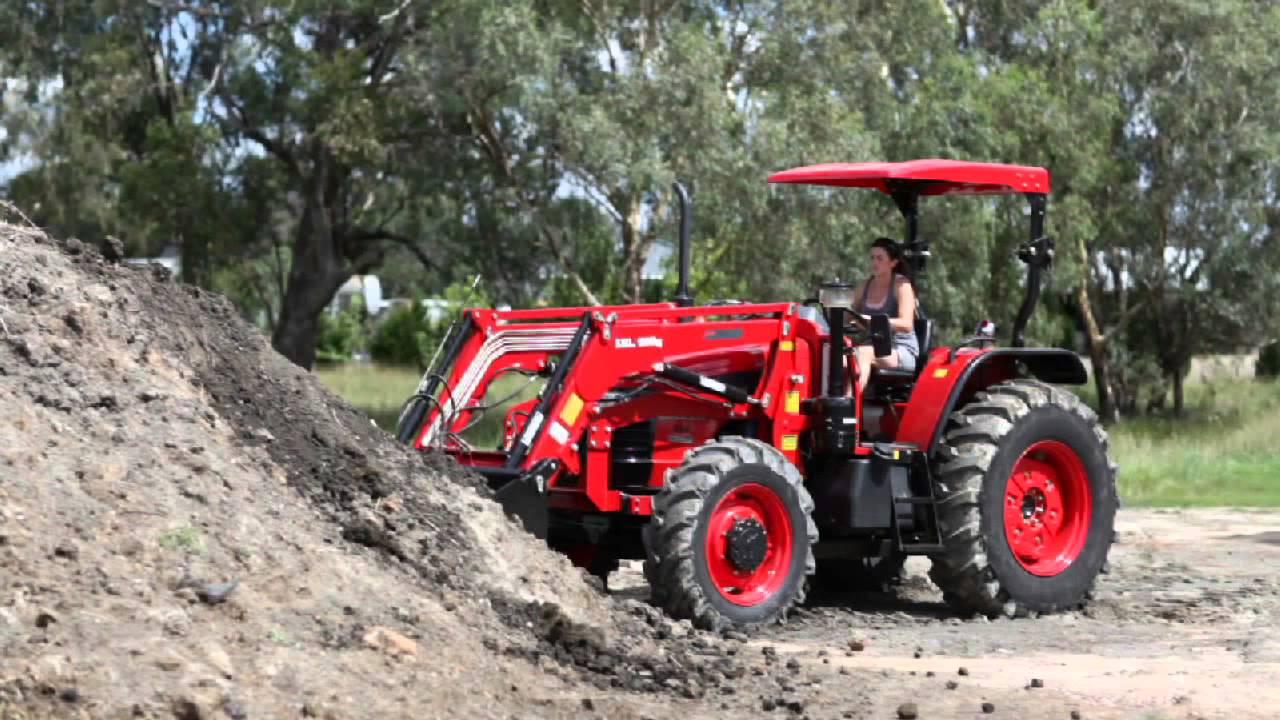 apollo tractor