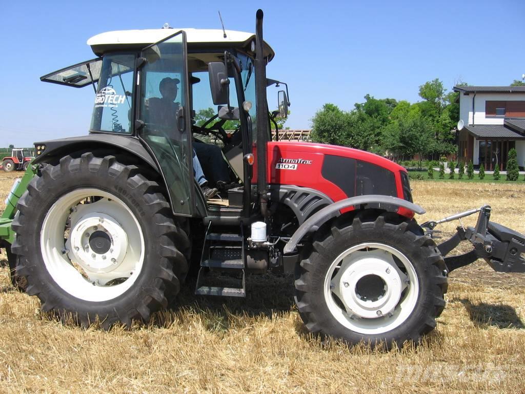 Used ArmaTrac -1054e tractors Year: 2015 Price: $29,421 ...