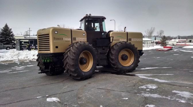 atc tractor