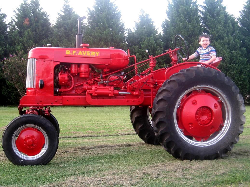 B.F. Avery R | Tractor & Construction Plant Wiki | Fandom ...