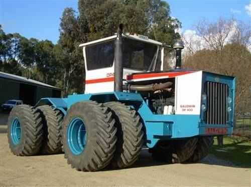 baldwin tractor