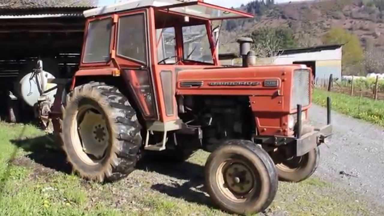barreiros tractor