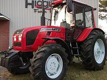 Belarus (tractor) - Wikipedia