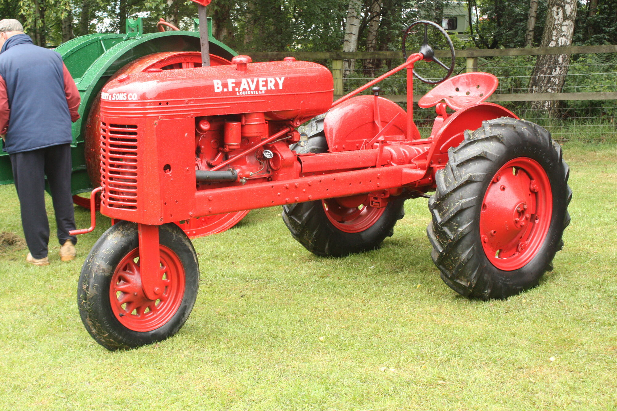 bf avery tractor
