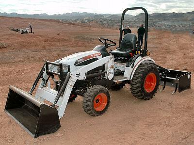 Bobcat CT120 | Tractor & Construction Plant Wiki | Fandom ...