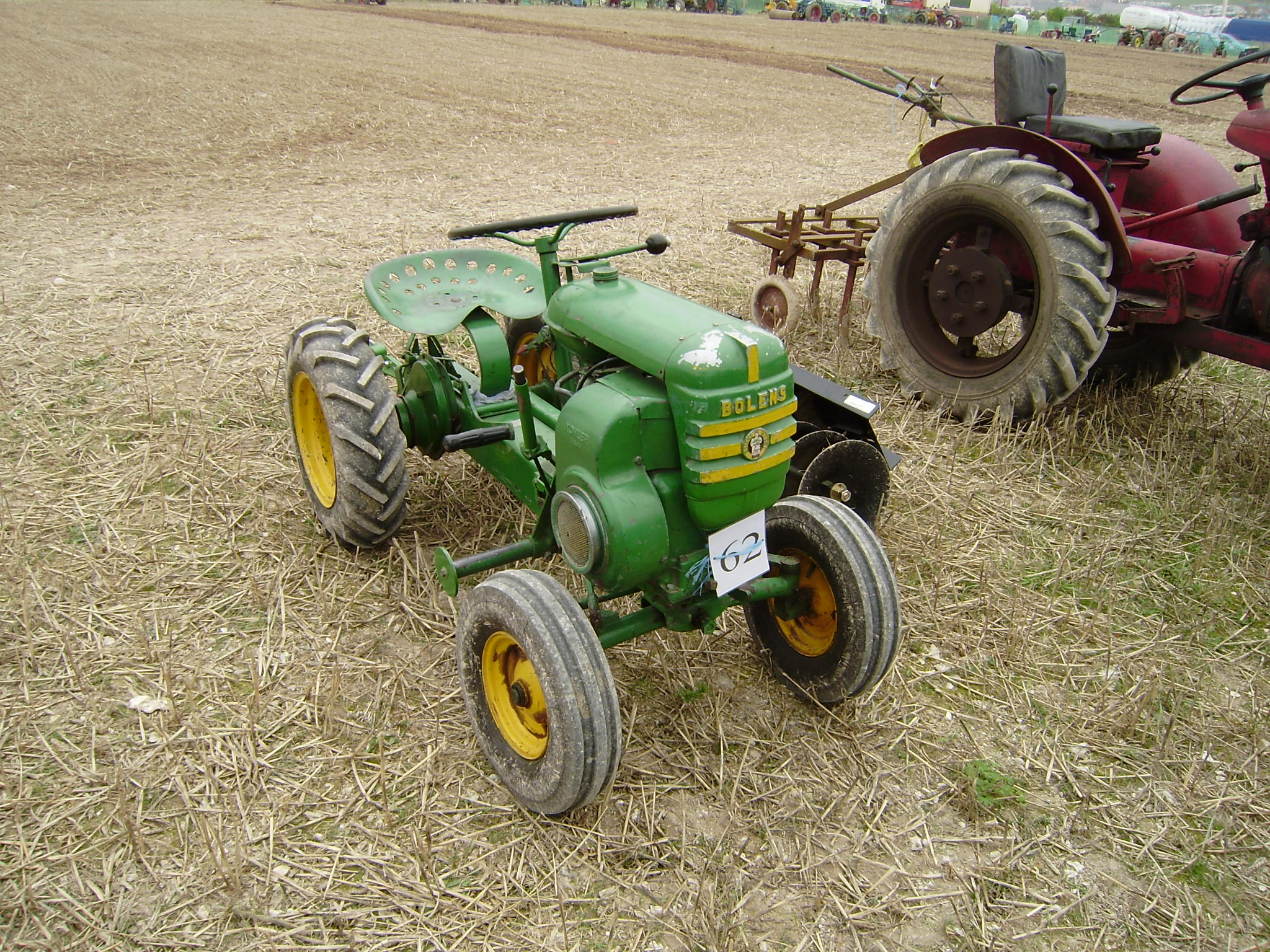 Bolens - Tractor & Construction Plant Wiki - The classic ...