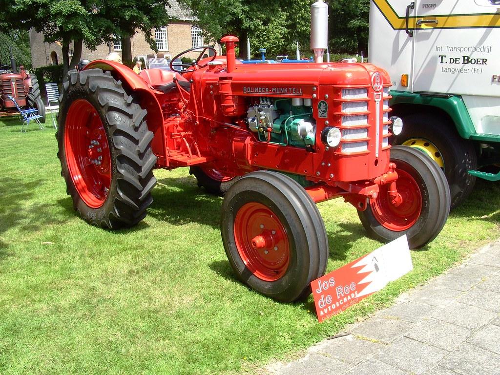 bolinder munktell tractor