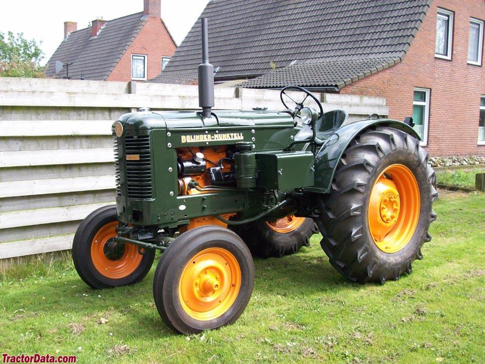 TractorData.com Bolinder-Munktell 36 tractor photos ...