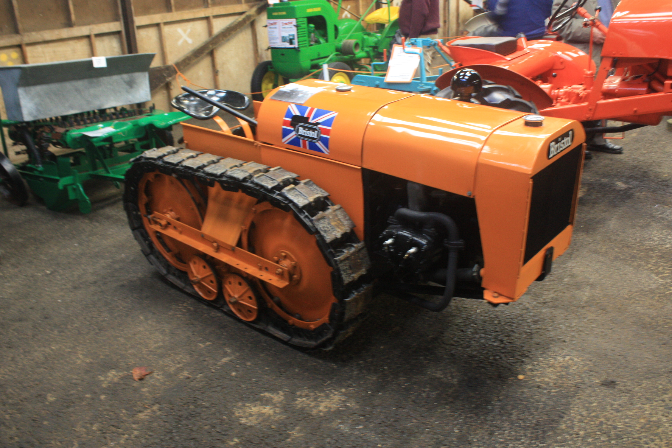 Bristol Tractors - Tractor & Construction Plant Wiki - The ...