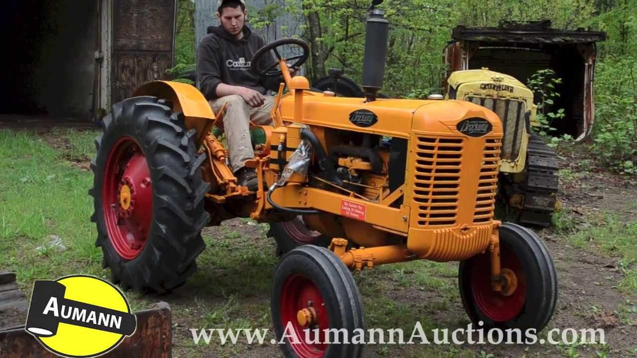 Brockway Tractor - Ken Avery Antique Tractor Collection ...