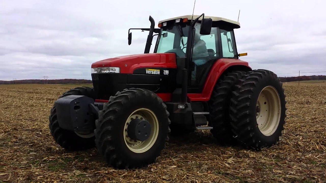 buhler versatile tractor