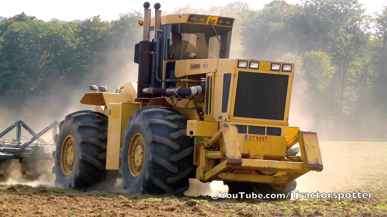 cameco tractor