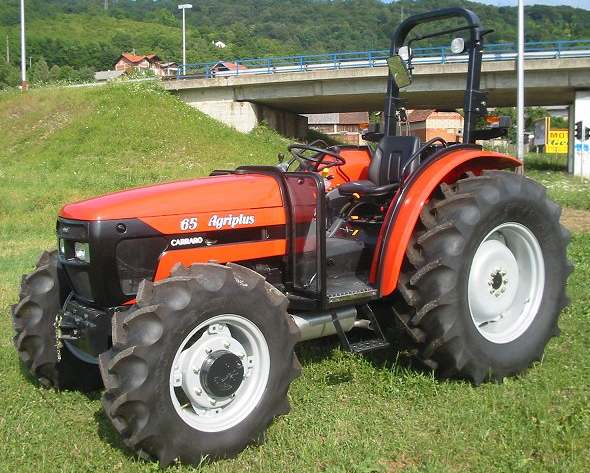 Carraro Agriplus 65 | Tractor & Construction Plant Wiki ...