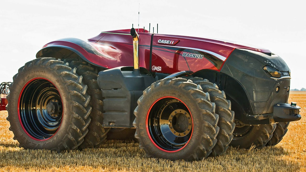 caseih tractor